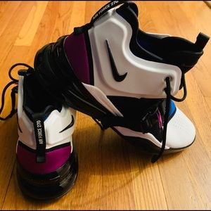 Nike air Max 270 hi-tops size 12 (Men's)
